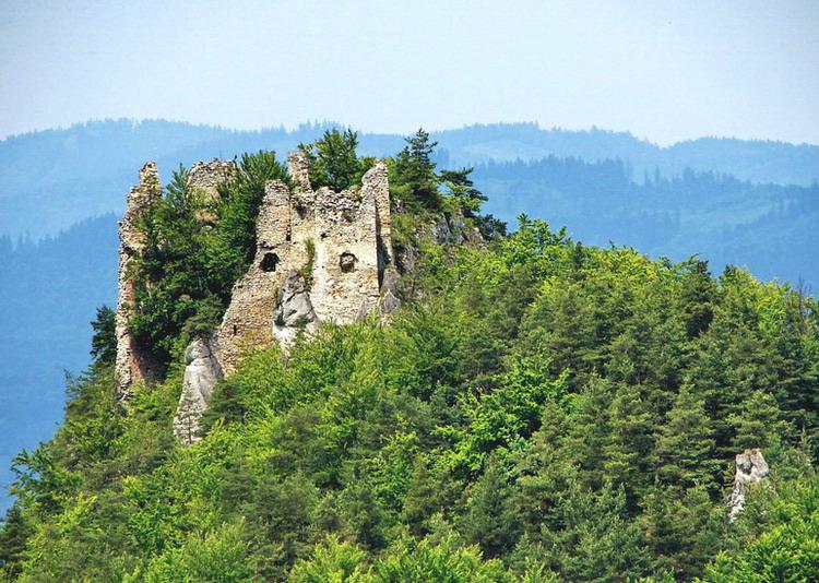 Замок Гричов